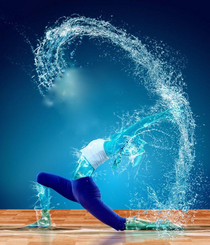 Fascial Fluid Dynamics